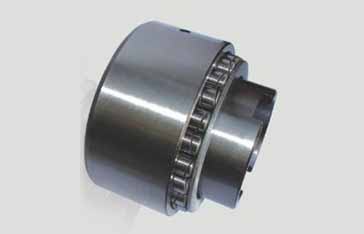 Spiral Roller Bearing With Wide Inner Ring